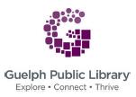 Guelph Public Library Logo