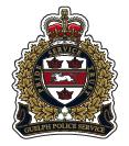 guelph police Logo