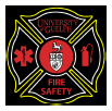 University of guelph fire logo