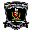 University of guelph police logo
