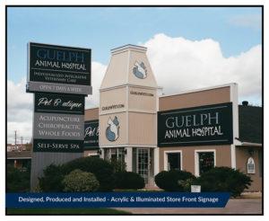 Veterinary Hospital Signs
