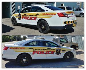 Police Vehicle Car Wraps